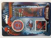 MARVEL SPIDERMAN gomme (4pz) in blister...x12..x144