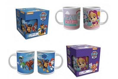 TAZZA PAW PATROL - 2 ass...x36