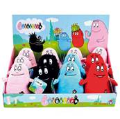 (Mis 1) Display BARBAPAPA' da 12pz assortititi 14cm...x12