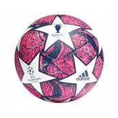 (Mis 5) Pallone ADIDAS FINALE Instanbul Club Weiss (fucsia)...x20