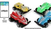 AUTO Buggy 6cm c/retrocarica - 4ass...x48...x1440