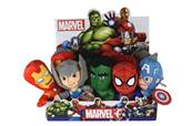 (Mis 2) MARVEL Floppy 18cm in espo da 12pz - 5 ass....x12...x24