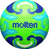 (Mis 5) Palloni MOLTEN Beach Volley Training (verde/blu)...x24