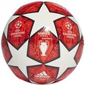 (Mis 5) PALLONE ADIDAS CHAMPION Madrid Finale(bianco/rosso)...x20